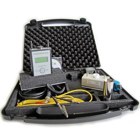Elektrofeldmeter EFM 023 SET mit Charge Plate