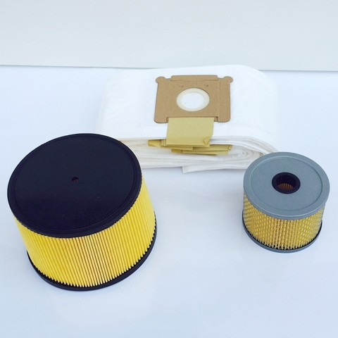 ESD Filter Set ISO 7 ( HEPA H14 )