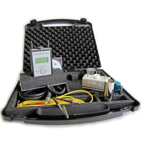 ESD Elektrofeldmeter EFM 023 SET mit Charge Plate