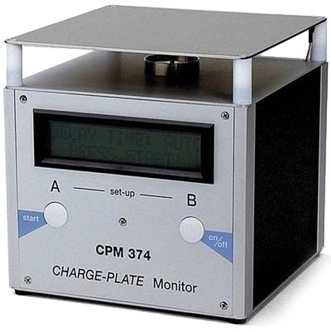 ESD Charge Plate Monitor