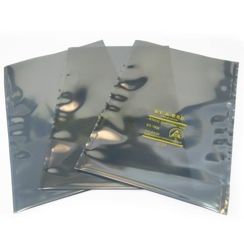 ESD Shielding Bag, 076 mm x 127 mm (VE 100)