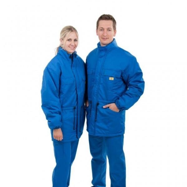 ESD Winterjacke blau Gr. XL