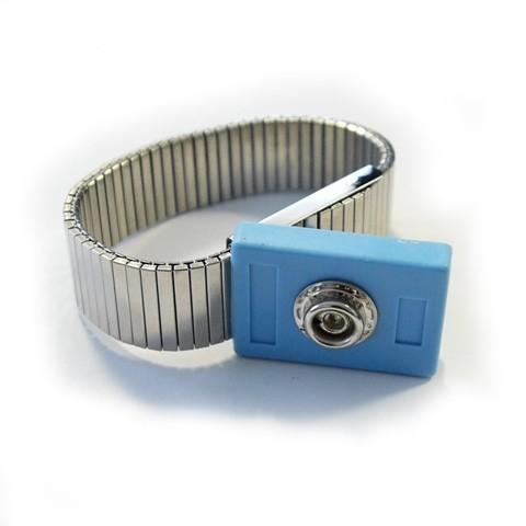 ESD Handgelenkband Metall 10 mm DK verstellbar