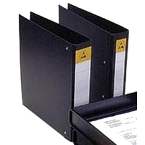 ESD Ringbuch DIN A4 4 Loch 55 mm