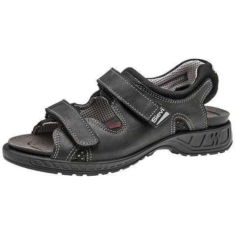 ESD Sandale mit Fersenriemen Gr. 43