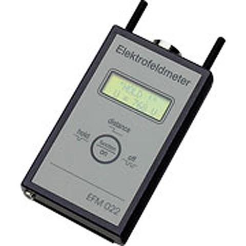 Kalibrierung EFM 022
