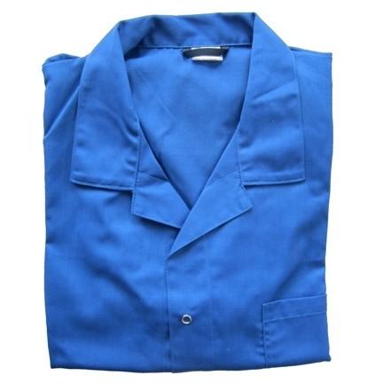 ESD Kurzmantel M414 blau Gr.: XXXL