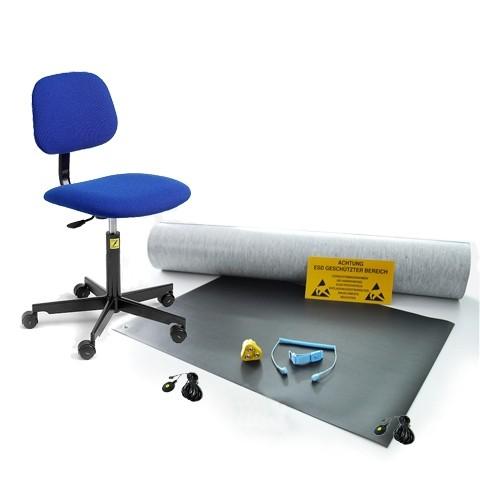 ESD Arbeitsplatz Kit Set, lowcost
