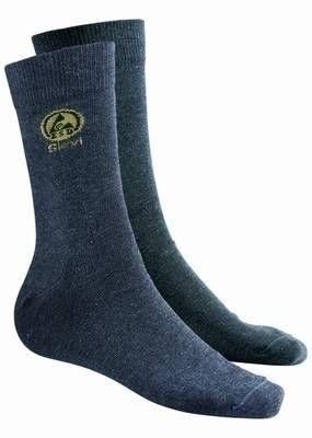 ESD Socken grau, Gr. 40-42