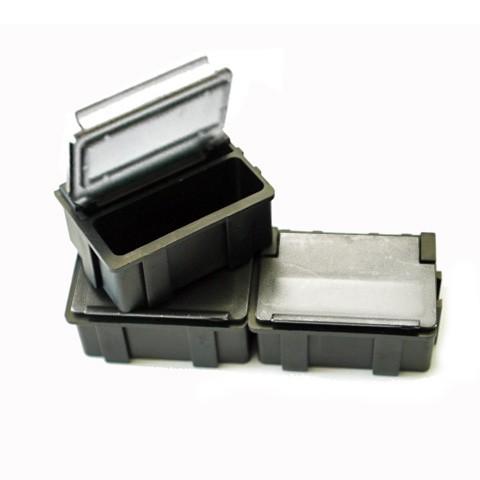 ESD SMD Klappbox 37 x 12 x 15 mm