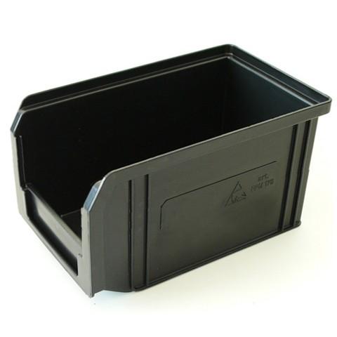 ESD Lagersichtkasten, 500/450 x 300 x 300 mm