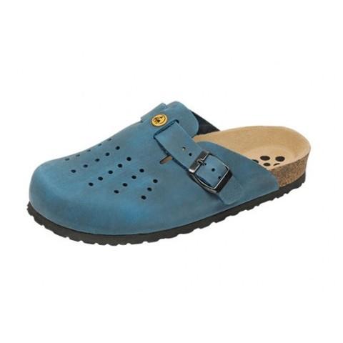ESD Clogs Gr. 43 perforiert blau