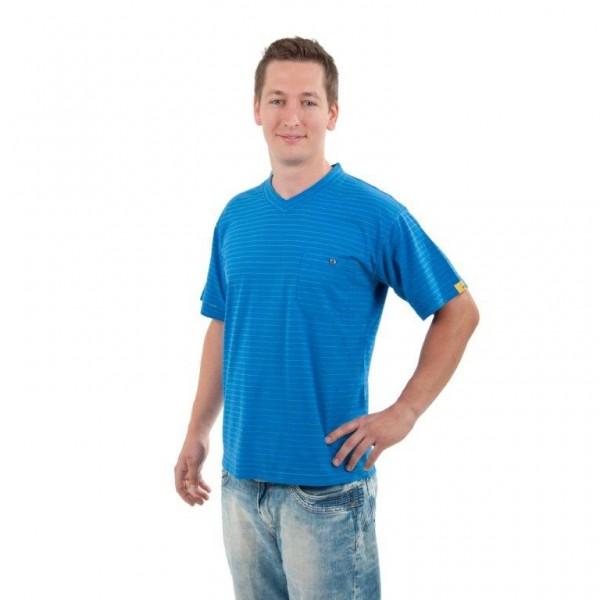 ESD T-Shirt  V-Kragen Gr.XS