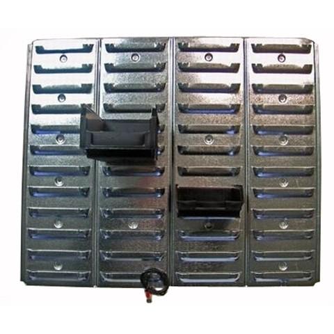 Stahl-Paneel, ohne Lagersichtkästen