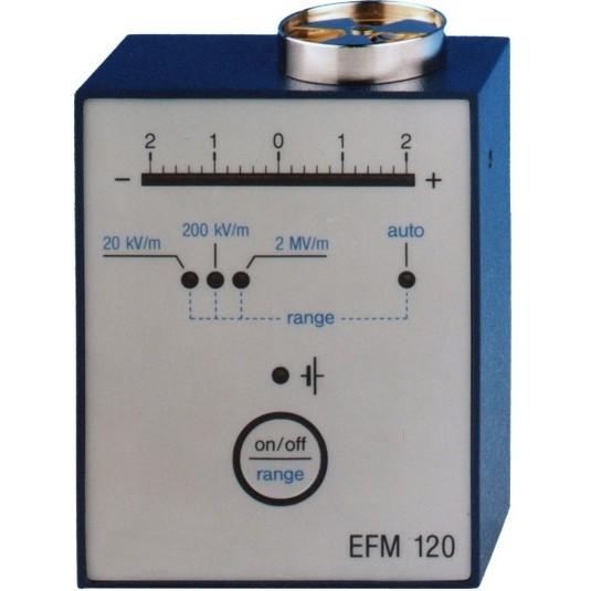 Elektrofeldmeter, Analogausgang