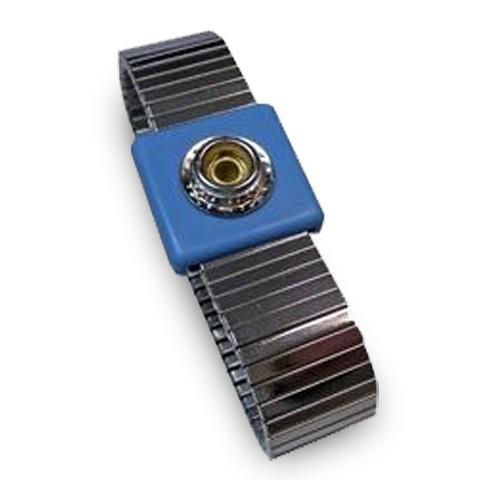ESD Handgelenkband Metall 10 mm DK