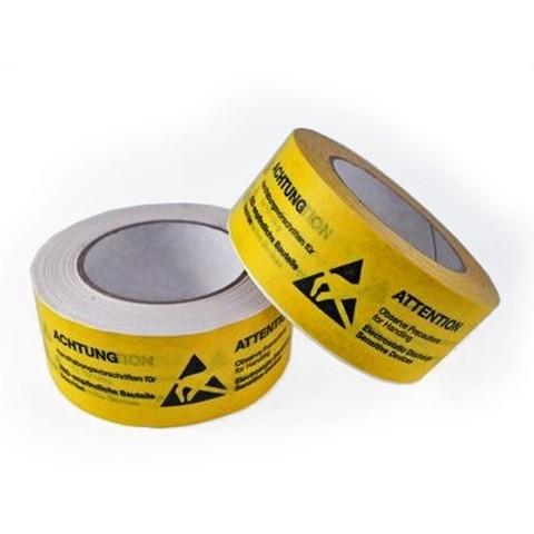 ESD Verpackungsband, 50 mm x 66 m