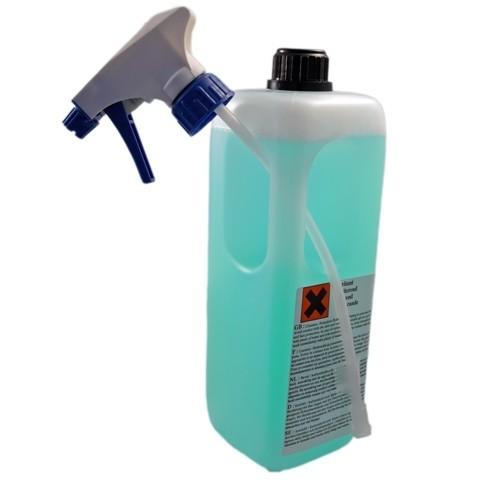 1 Ltr. Reiniger Sprühflasche