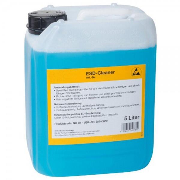 ESD-Cleaner, 5 Liter Nachfüllkanister