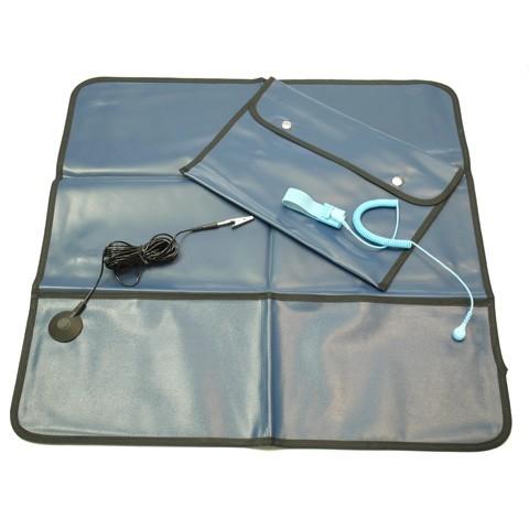 ESD Service Kit mit Tasche, blau