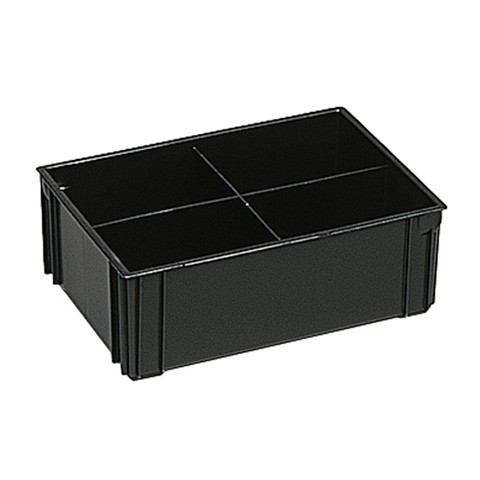 Einsatzkasten für 400 x 300, 4 Unterteilungen