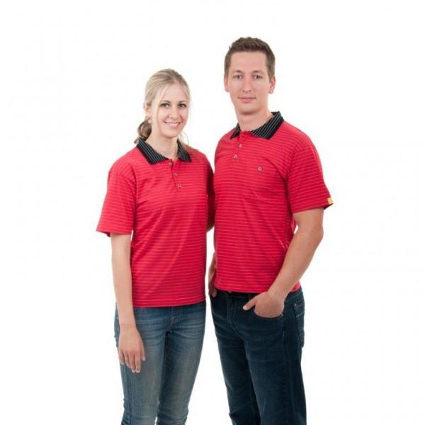 ESD Polo-Shirt, kurzarm